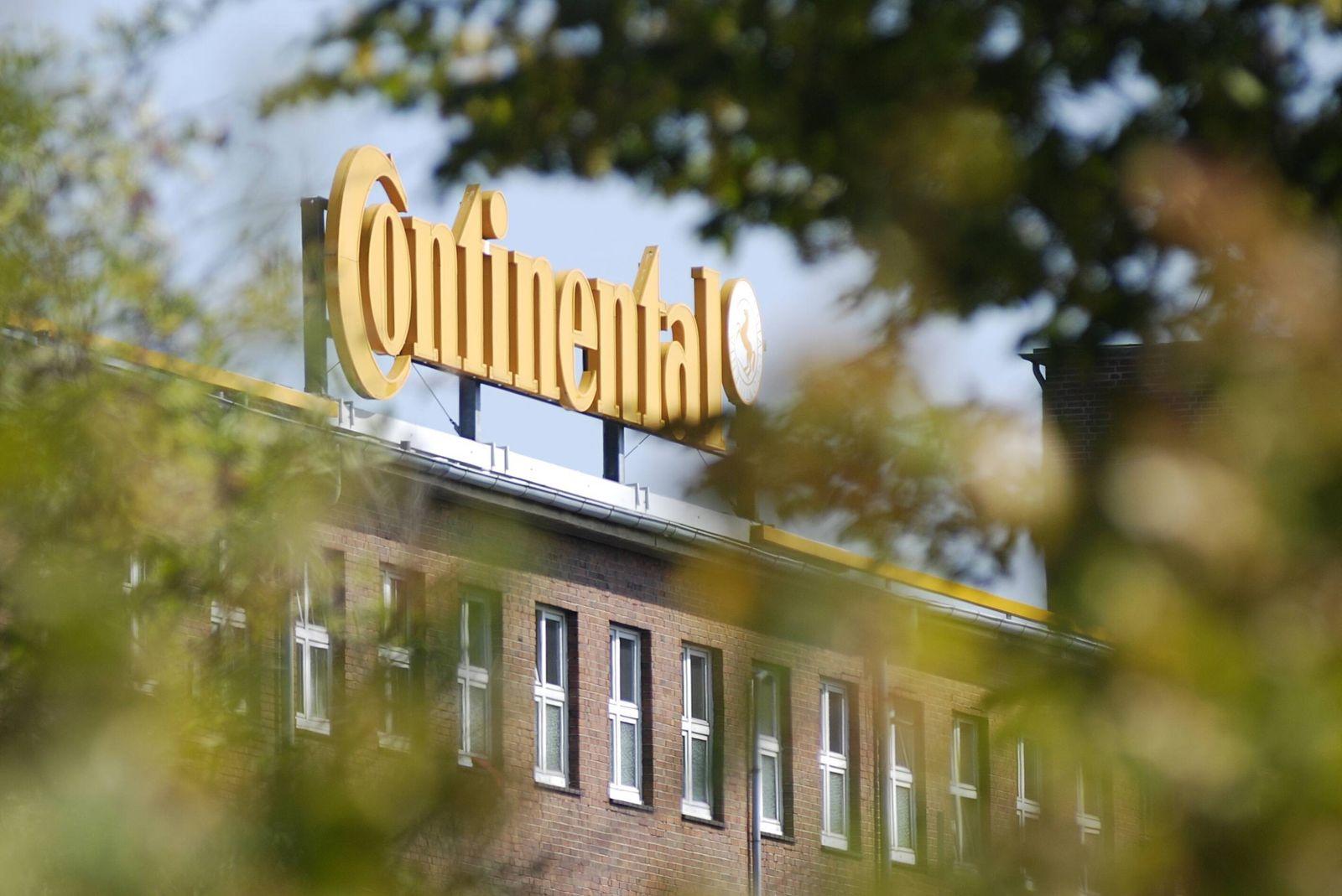 Continental-Werk in Hannover Stöcken 09/09 thg Continental-Werk in Hannover Stöcken am 07. September 2009 Deutschland d