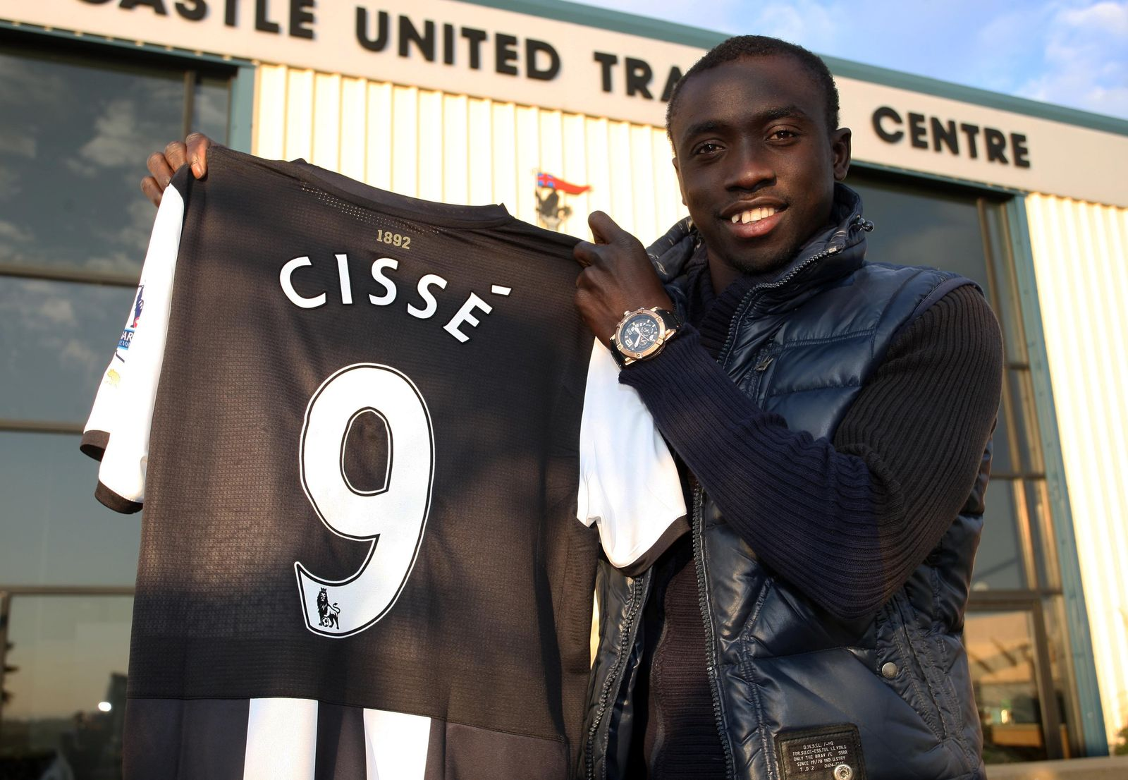 Newcastle United - Papiss Demba Cisse