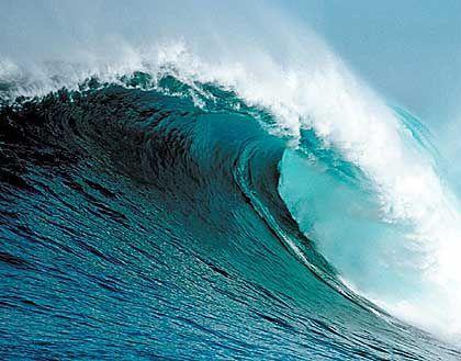 Welle: Monströse Wasserwände kommen häufiger vor als bisher vermutet