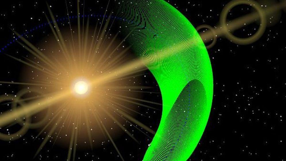 Versteckter Kleinplanet: Troja lässt grüßen