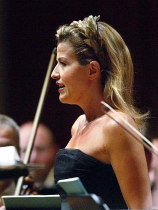 """Star-Violinistin Mutter: """"So gut sein, wie ich kann"""""""