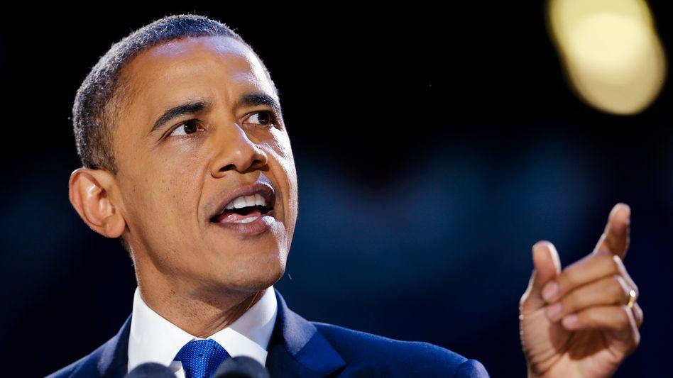 Präsident Obama: Florida noch offen