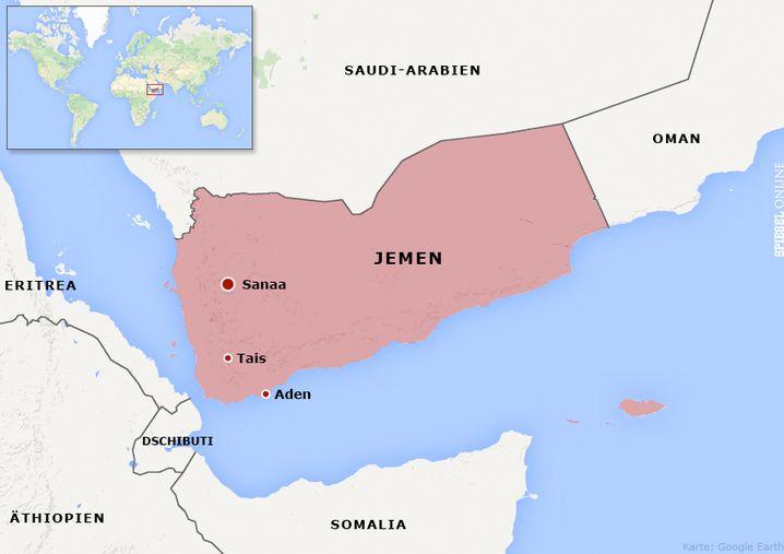 Krisenland Jemen: Schwieriges Terrain für Invasoren