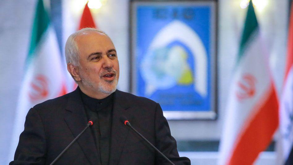 Mohammad Javad Zarif: Europa soll seine Verpflichtungen erfüllen