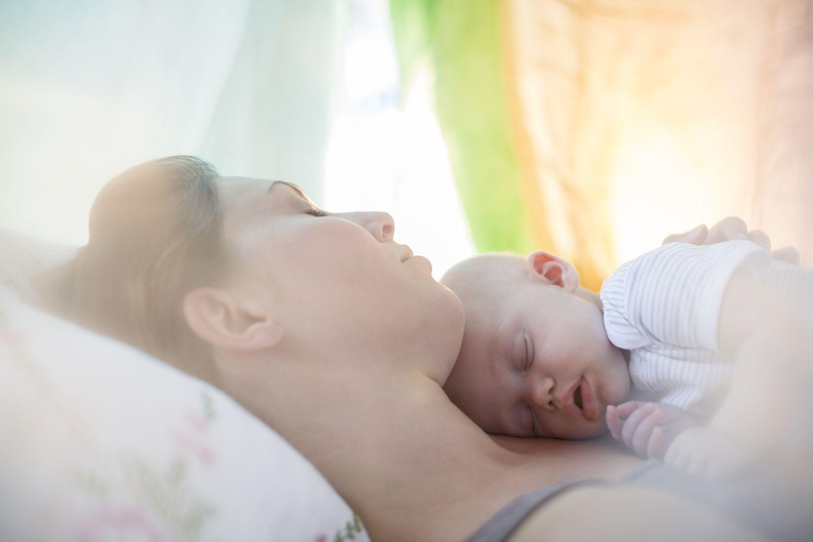 EINMALIGE VERWENDUNG Mutter/ Baby