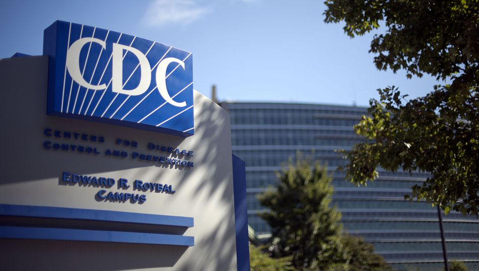 US-Seuchenschutzbehörde CDC