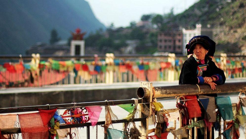 Tibeter: Mit EPAS1 fit für die Höhe