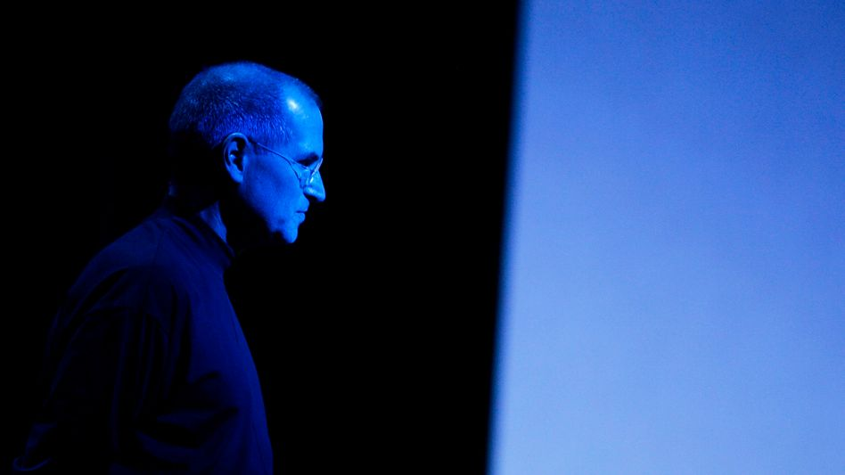 Steve Jobs: Fehlende Stütze im Obama-Wahlkampf