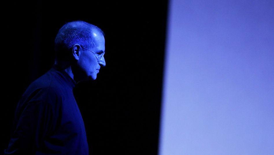 Apple-Gründer Steve Jobs: Abgang des iGod