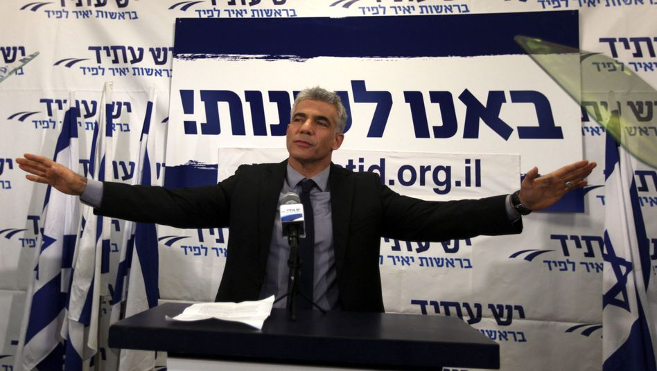 Knesset-Wahl: TV-Moderator wird Israels Königsmacher