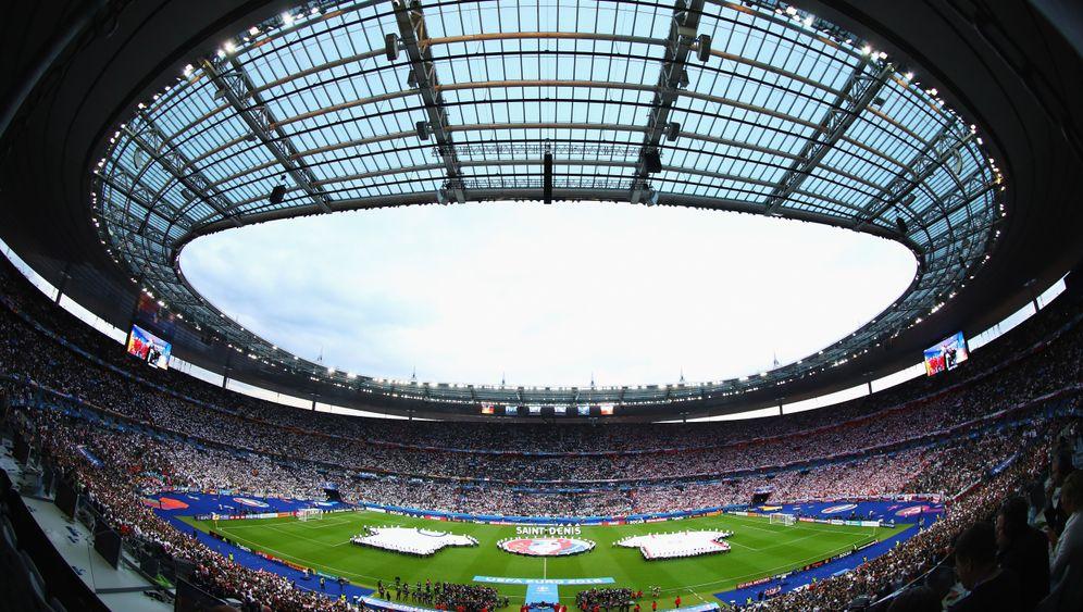 Deutschland vs. Polen: Keine Tore im Stade de France