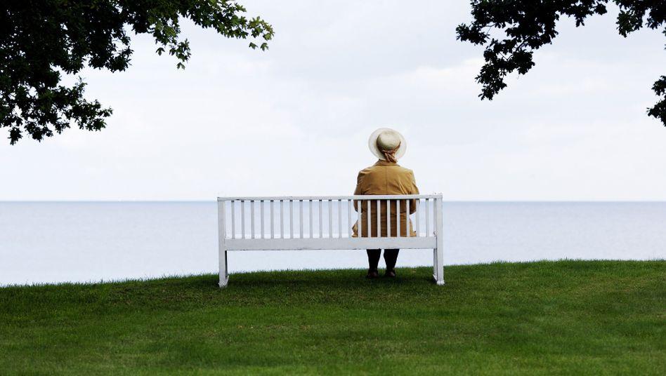 Gefangen in einer vergangenen Welt: Mit dem Alter droht Demenz