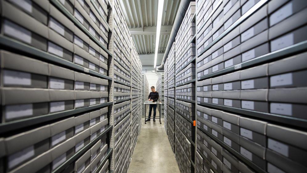 Arolsen Archives - ein digitales Denkmal für die NS-Opfer