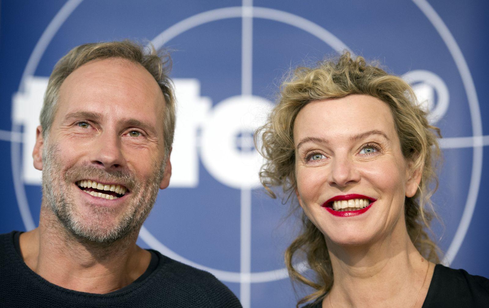 Tatort/ Wolfram Koch und Margarita Broich