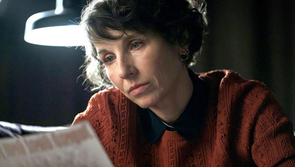 Meret Becker als Kriminalhauptkommissarin Rubin im »Tatort«: »Würde ich sie weiterspielen, wäre ich vermutlich altersversorgt«