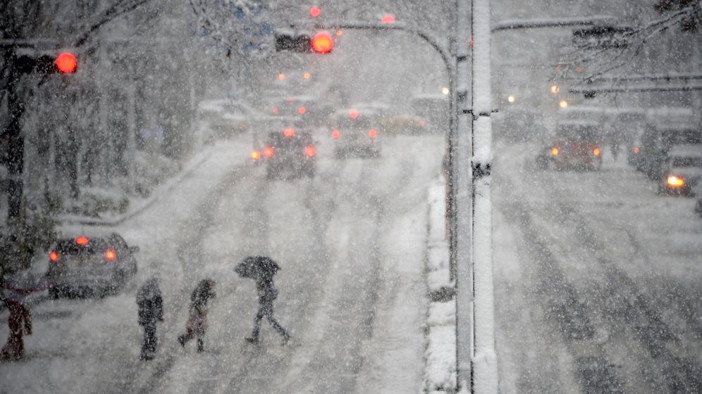 Winterwetter: Schnee, Kälte, Unfälle