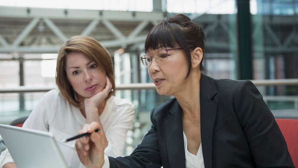 """Frauen in Führungspositionen: """"Gegebenenfalls ein Zeichen von nachlassender Dynamik"""""""