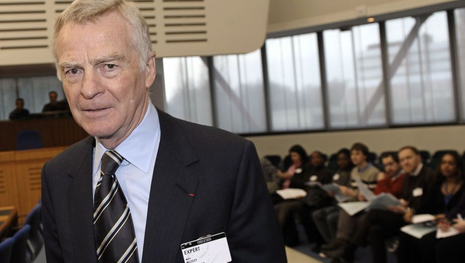 Former FIA head Max Mosley is fighting Google in European courts over his privacy rights.