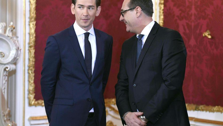 Österreichs neue Regierung: Rechts wird normal