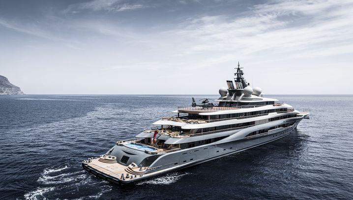 Luxusjachten-Ranking: Das sind die Neueinsteiger