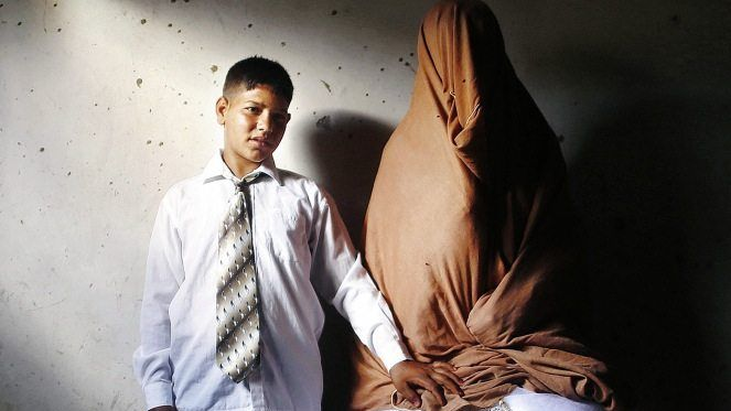 Hochzeitspaar Ahmed, Tamara