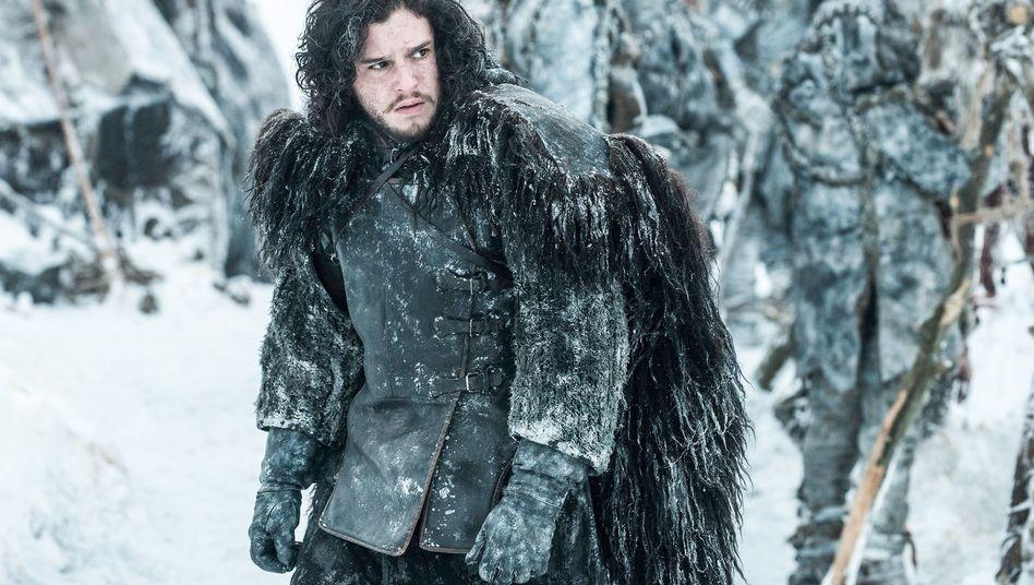 Kit Harington in seiner Rolle als Jon Snow
