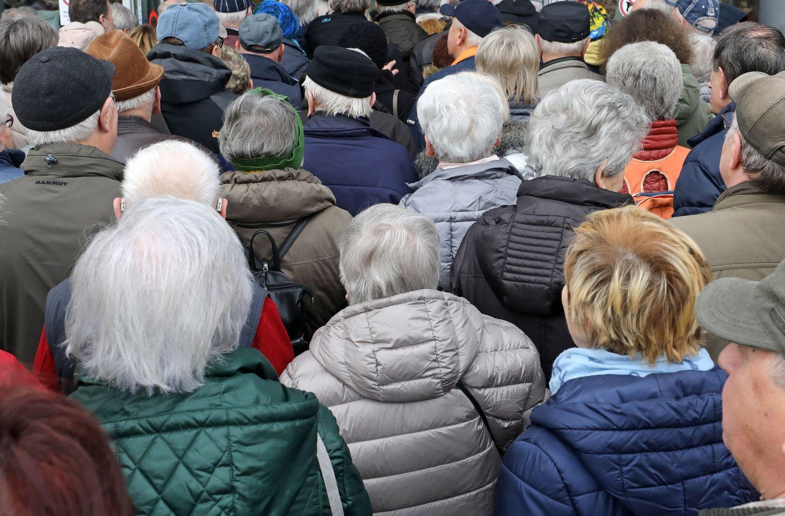 Altersdiskriminierung / Rentner