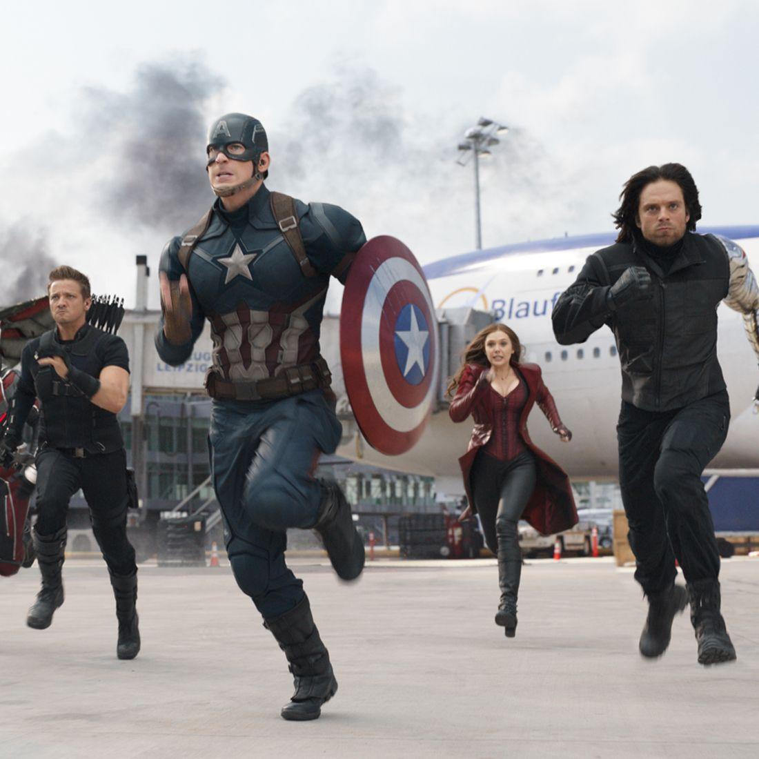 The First Avenger Civil War   Showdown unter Freunden   DER SPIEGEL