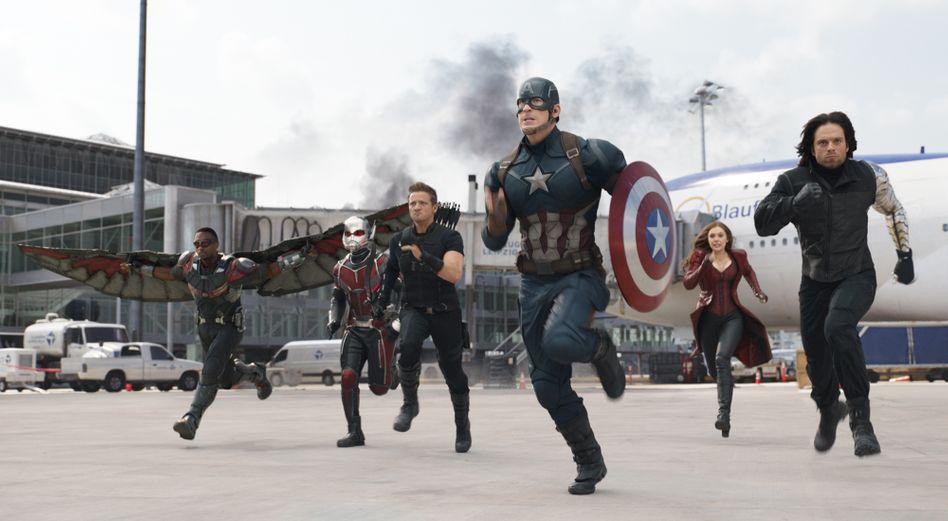 """""""The First Avenger: Civil War"""": Showdown unter Freunden"""