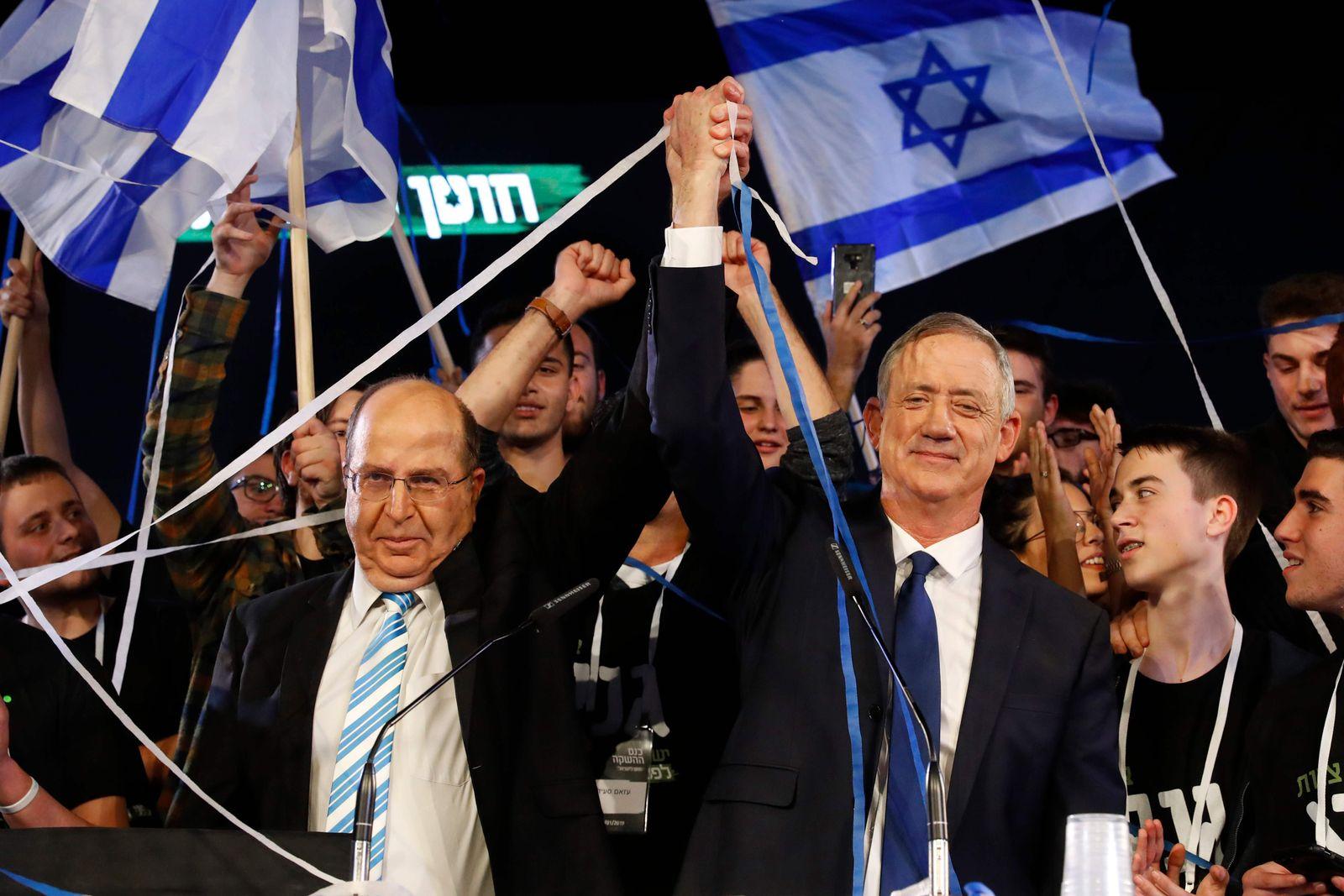 Jaalon / Gantz / Israel