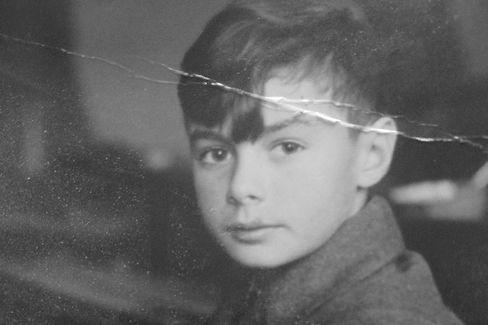 Jürgen Gill um 1948