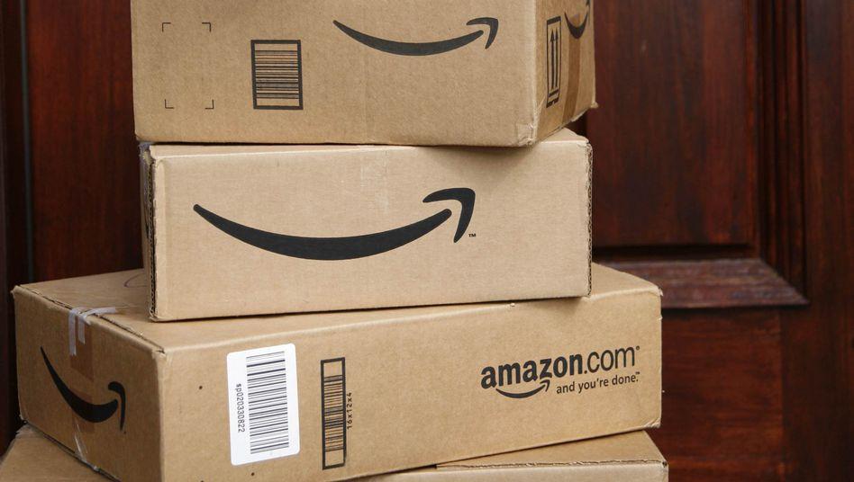 Amazon-Pakete: Bücher nicht mehr nur versenden, sondern auch verlegen