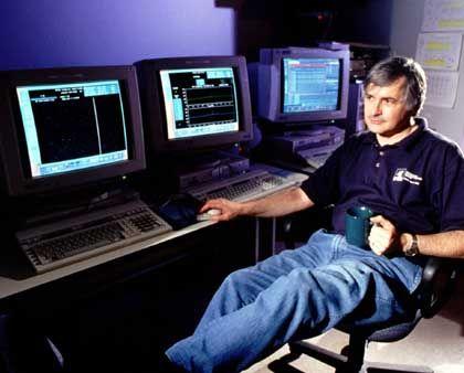 Seti-Chefastronom Shostak: Innerhalb von 20 Jahren sollen Menschen außerirdische Signale auffangen