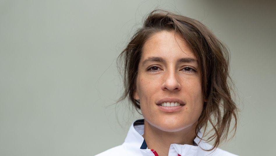 Tennisspielerin Andrea Petkovic ist bald TV-Journalistin
