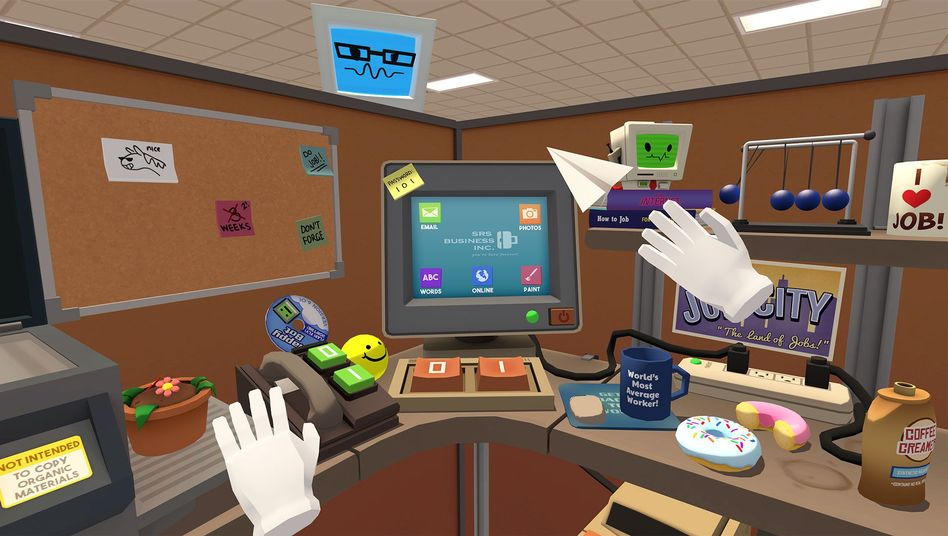 """Job Simulator"""