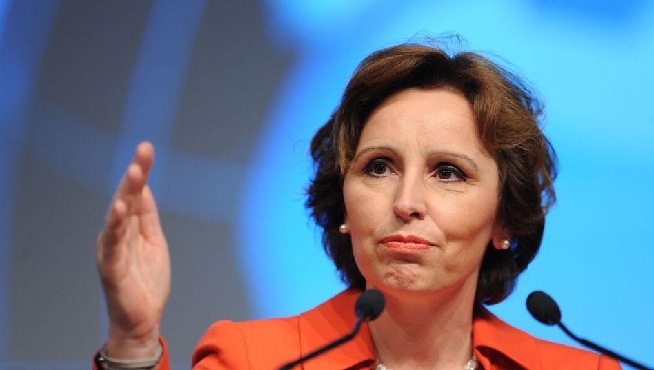 Ministerin Haderthauer: Die Ministerin täuscht die Öffentlichkeit