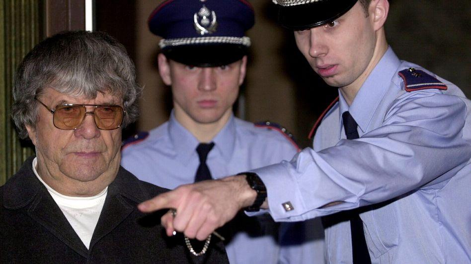 Serienmörder Pandy (2002): Im Alter von 86 Jahren gestorben