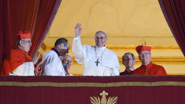 Argentinien: Jubel über einen Landsmann als Papst