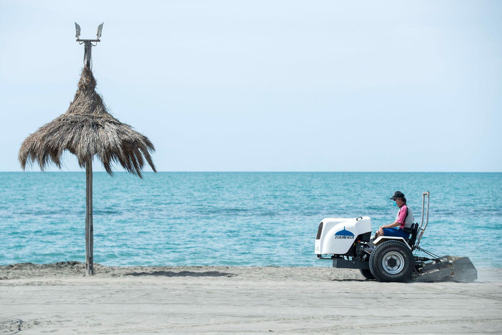 Erste Auslands-Urlaubsziele vor dem Neustart