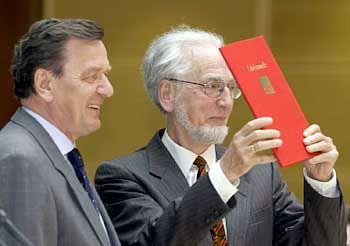 Der Kanzler und sein Berater: Fehlende Deutlichkeit
