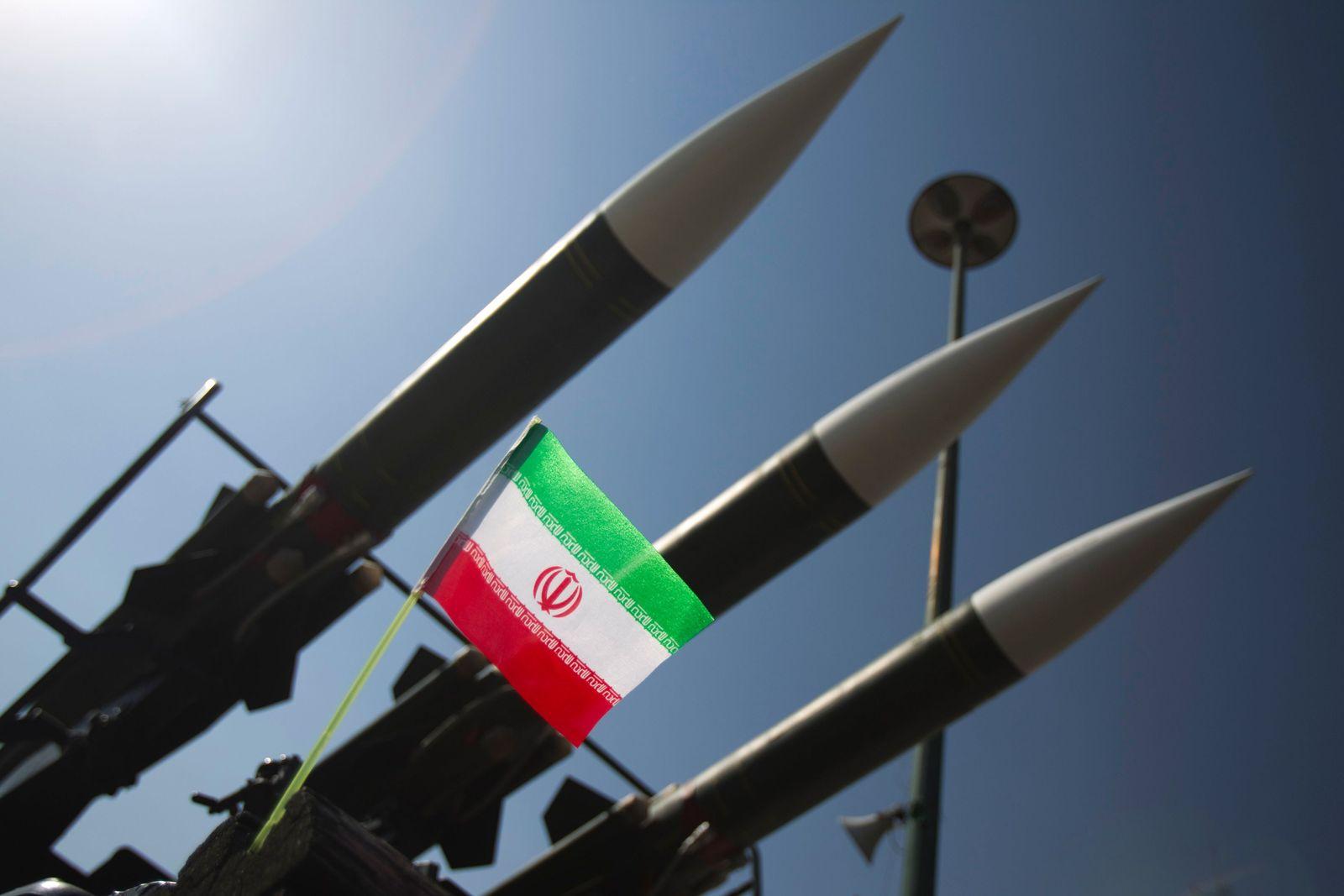 Iran / Raketenprogramm / Raketen
