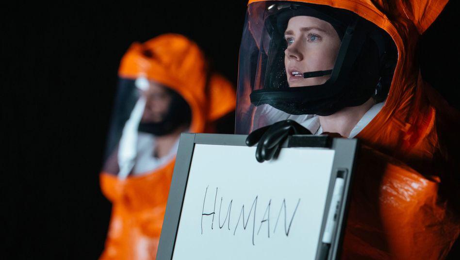 """Science-Fiction-Meilenstein""""Arrival"""": Die Aliens verstehen - oder untergehen"""