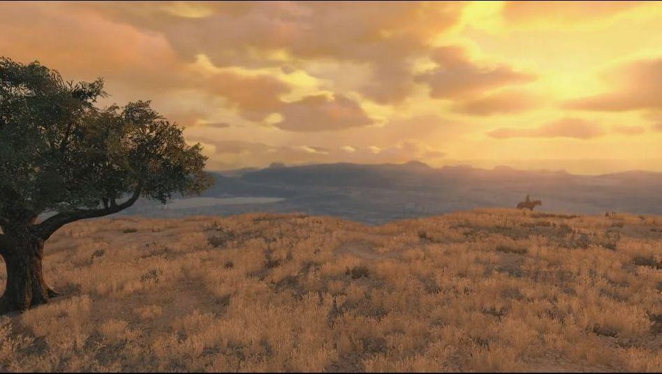 """Landschaft aus """"Red Dead Redemption"""": Diese Welt lässt sich erkunden"""