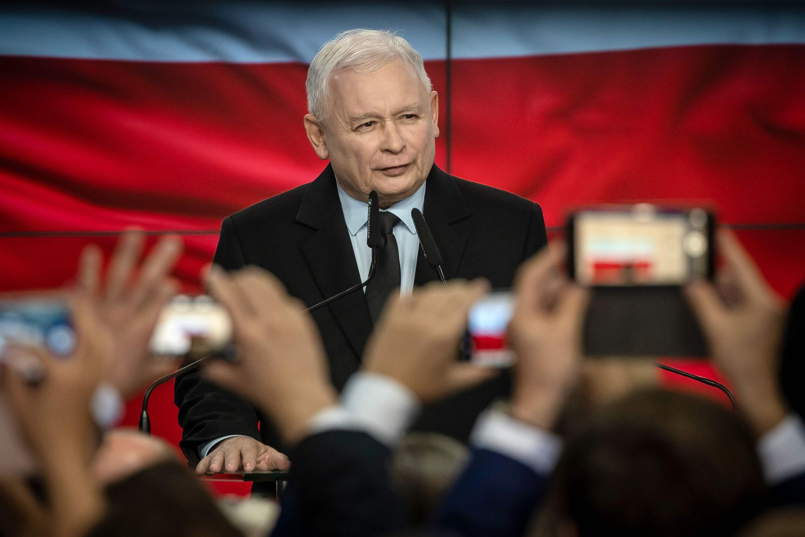 FILES-POLAND-POLITICS-GOVERNMENT-KACZYNSKI