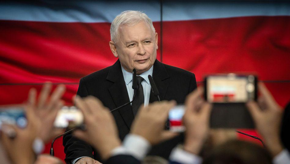 Der mächtigste Mann in Polen: Jaroslaw Kaczyński