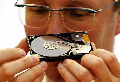 """Festplatte: """"Alle Datenträger löschen, die sich auftreiben lassen"""""""