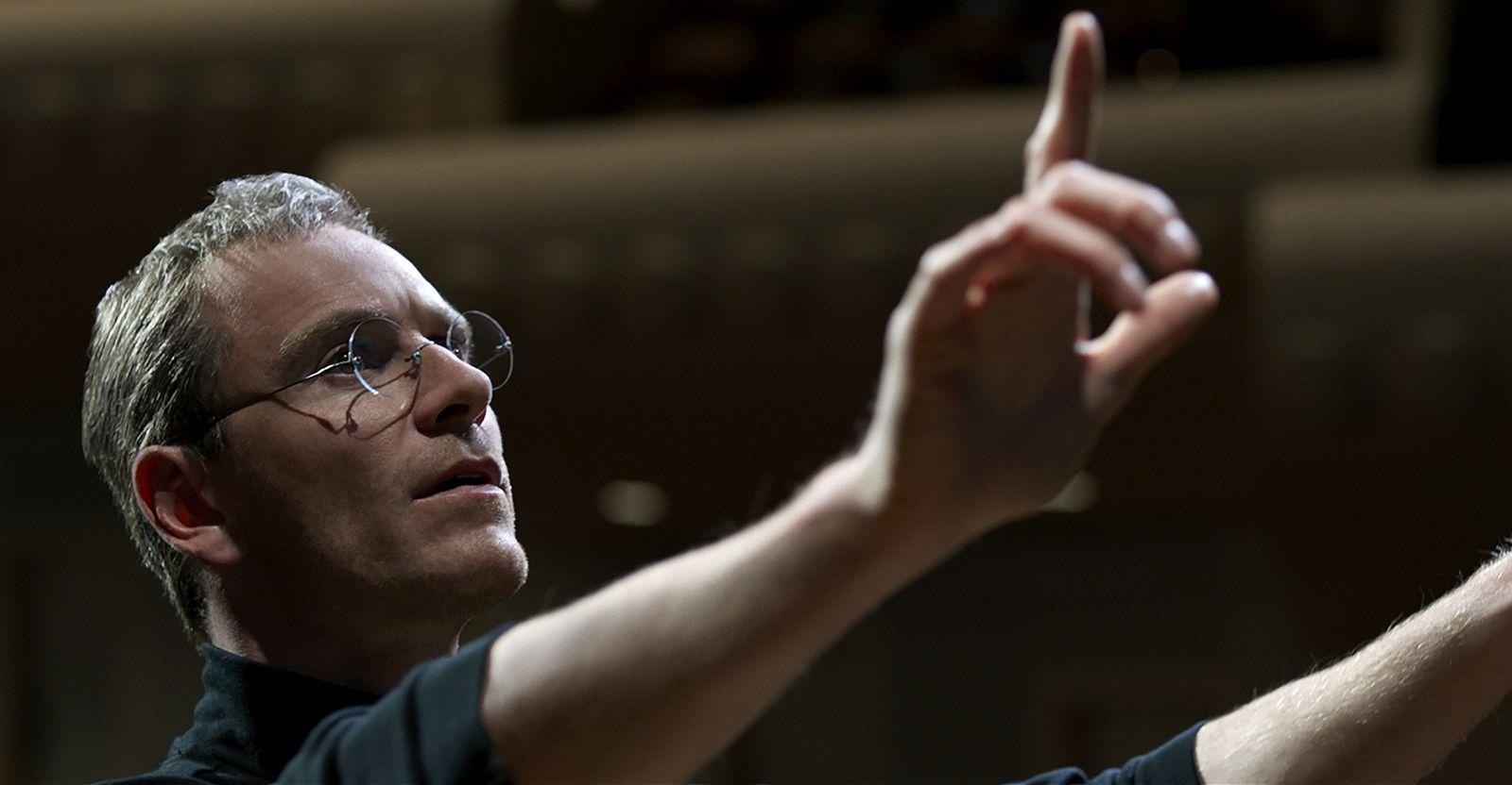 EINMALIGE VERWENDUNG Film/ Steve Jobs VID