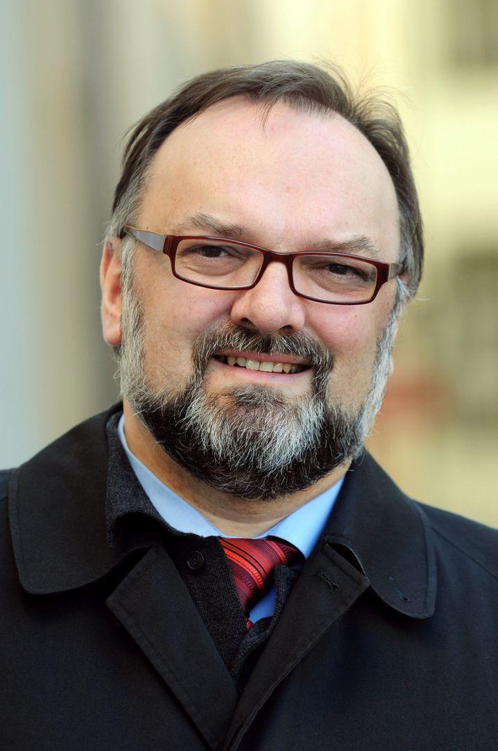 Passaus Oberbürgermeister Dupper