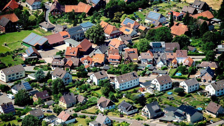 Einfamilienhäuser in Niedersachsen: Noch steigt die Nachfrage schneller als das Angebot