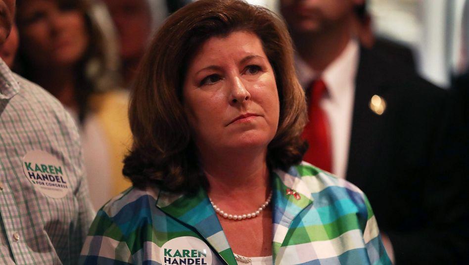 Republikanerin Karen Handel